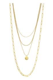 Necklace Tabitha Custom Circle