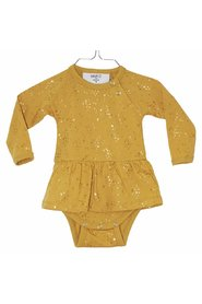 KNAST by KRUTTER - Foil Body w. Skirt - Yellow