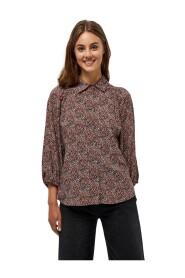 Anina shirt flower print