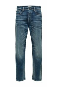 Tapered fit jeans 6146