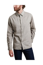 Larch organic cotton flannel shirt