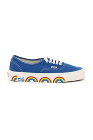 authentic 44 dx sneakers with rainbow print