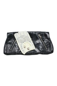 Python Faithful Clutch Bag