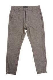 Pisa Class Check Pants