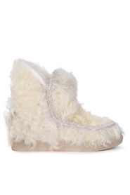 Inner Wedge Sneaker ankle boots