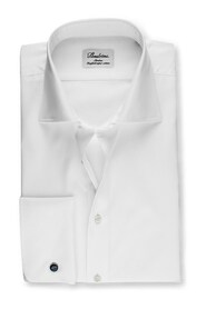 Slimline Shirt With French Cuffs Shirts