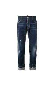 RUN DAN Stretch Denim Jeans