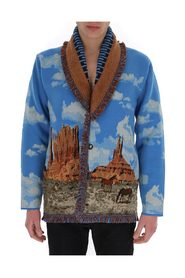 The Monument Valley Horses cardigan