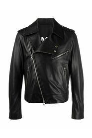 WH1TD055L1150PA LEATHER OUTERWEAR JACKET