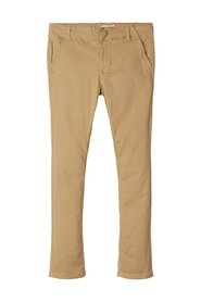 Chino Slim Fit Baumwoll