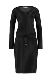 20220 Rosalie pinstripe dress
