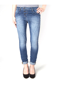 Baggy jeans P78 Please-blauw