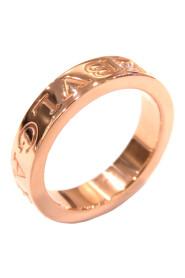 Diamond Ring Metal Rose Gold