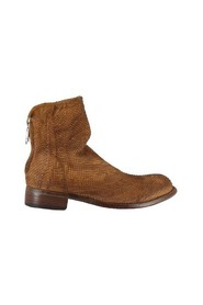 Vintage flat ankle boots BR03A