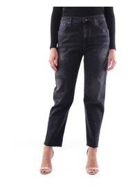 KIMMY012925251 Cropped Jeans