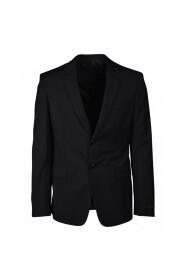 Classic slim fit blazer