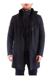 MONTECORE 2720I407X-192513 Coat Men BLUE