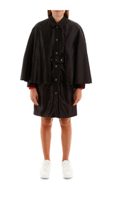 Reading cape coat