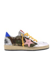 Ballstar Camouflage Sneakers