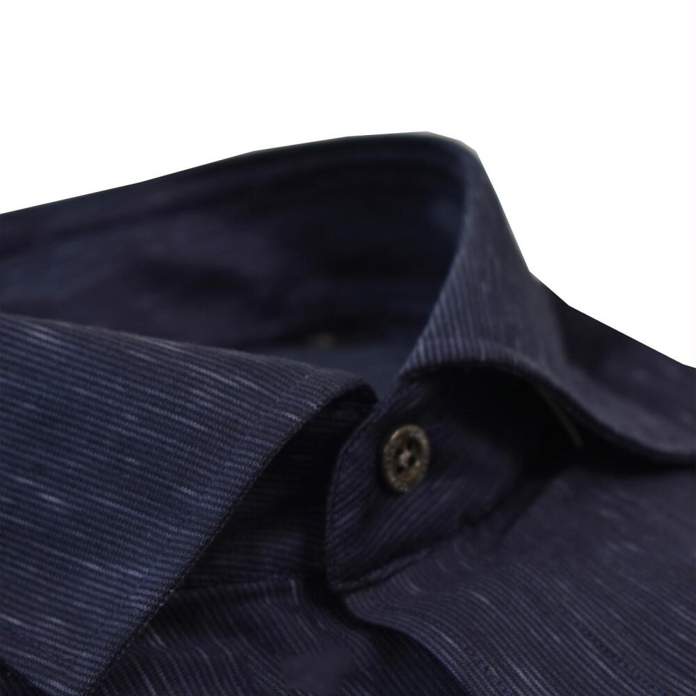 Blue Overhemd | Corneliani | Zakelijke Overhemden | Herenkleding
