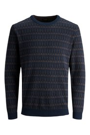 Knitted Pullover JAXON KNIT CREW NECK