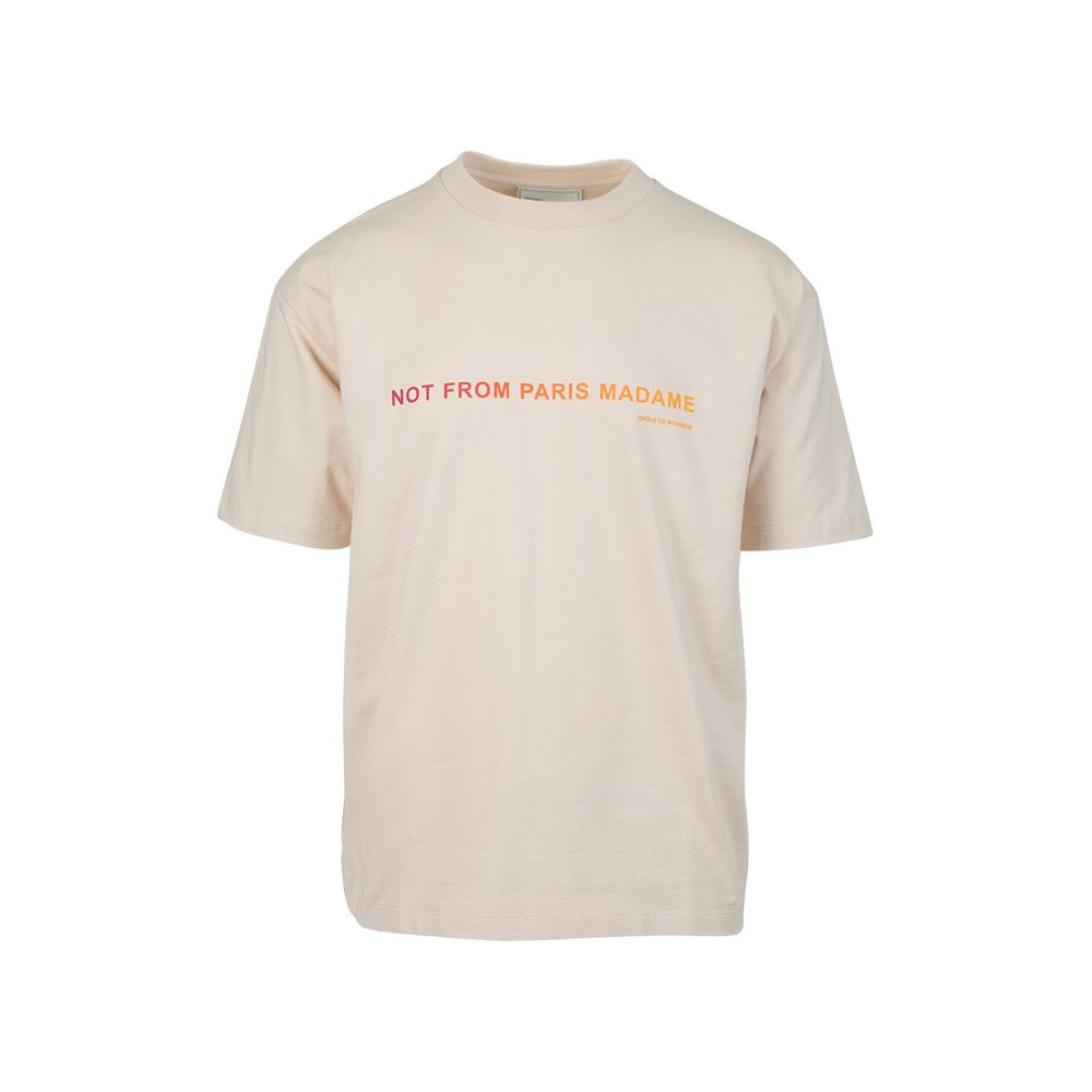 Shaded Slogan T-Shirt T-Shirt