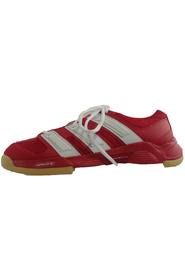 Rød Adidas damesneaker