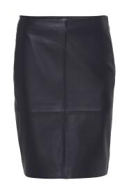 Leather dress Cecilia