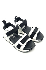 Leather Sporty Sandals