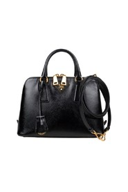 Saffiano Lux Small Promenade Bag