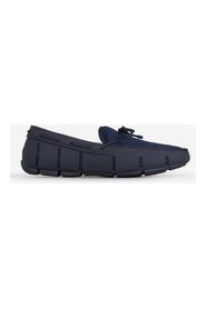 Mesh Rubber Loafers