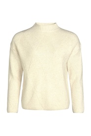 Pullover turtle neck with lurex