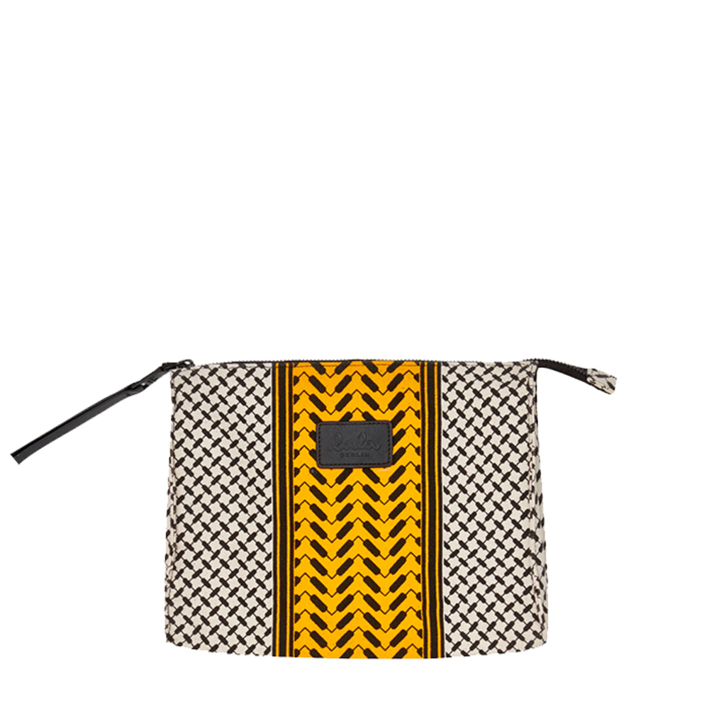POUCH PILI COLOR BLOCKED