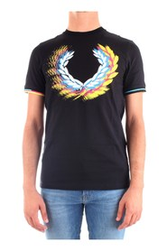 FRED PERRY M7515 T-SHIRT Men BLACK