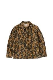 Colin Camoflage Denim Jacket