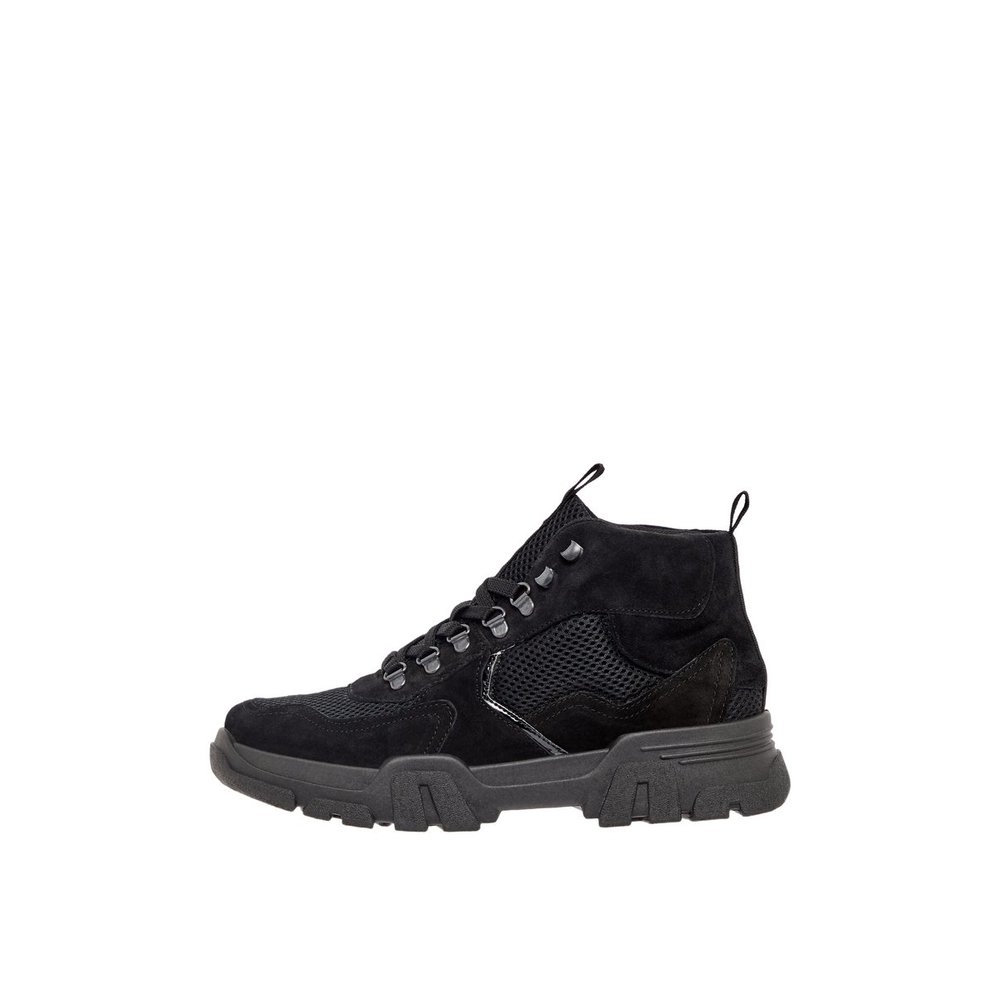 Ankle boots Sturdy Lace-up