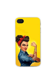 Mobil Cover Girl Power Iphone 4/4S