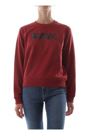 G-STAR D09869 A611 MICELLA SWEATER Women RED