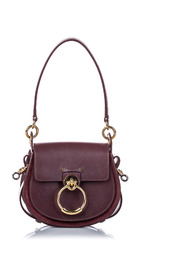 Medium Tess Satchel Leather Calf