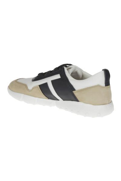 Beige Flat Shoes | Tod's Buty Sportowe