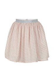 Creamie - Skirt Check (821005) - Rose Smoke