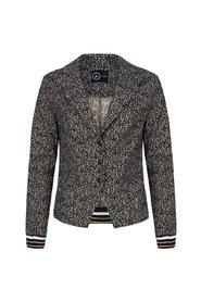 Jane Lushka Blazer Black Gold