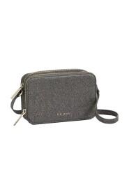 Stina Double Zip Camera Bag Black