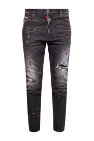 Relax Long Crotch Jeans
