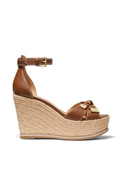 Sandal with wedge