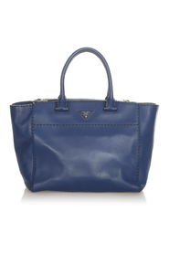 Pre-owned Caflskin Stitched Tote Bag