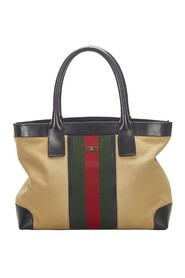 Web Canvas Handbag
