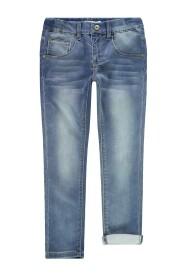 Kinderen Nkmtheo Dnmthayer Swe Broek Noos Jeans Super Skinny