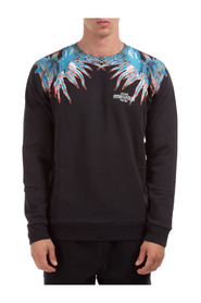 men's sweatshirt sweat  sea snail
