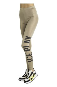 ICE PLAY B052-P431 Leggings Women GOLD